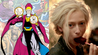 Tilda Swinton Is In Talks For <i>Doctor Strange</i>!