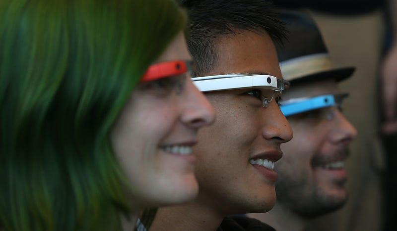 Google Glass Continues Passive-Aggressive PR Campaign
