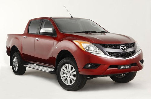 New Mazda BT-50: Do. Not. Want