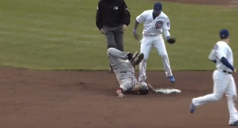 A Miserable Season From The Houston Astros Ended With A Glorious Faceplant In The Dirt