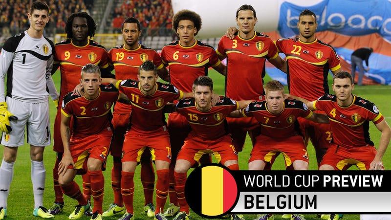 Let's Stop Calling Belgium A Dark Horse