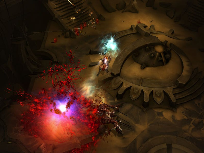 Details On The Monk: Diablo III's Newly Revealed Street Fighter