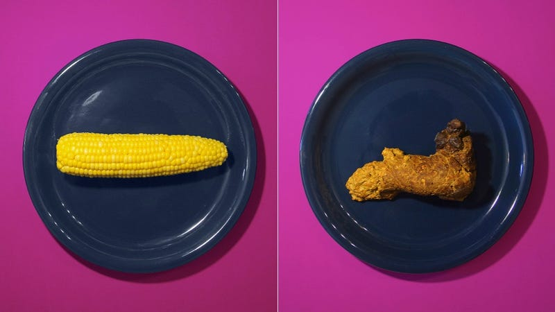 What Colored Food Does to Your Poop