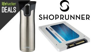 $8 ShopRunner, the Best Travel Mug, and More Early Black Friday Deals