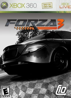 Leaked Forza Motorsport 3 In-Game Artwork Reveals In-Game Race Posters