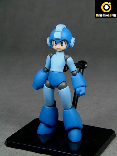 Some Mega Man, Metroid & Persona Figures For Your Wishlist