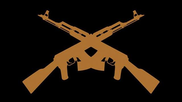 The Logos of Terrorist Organizations Predictably Love Using Guns