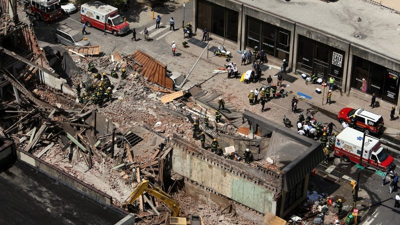 Inspector Who Surveyed Collapsed Philadelphia Building Commits Suicide