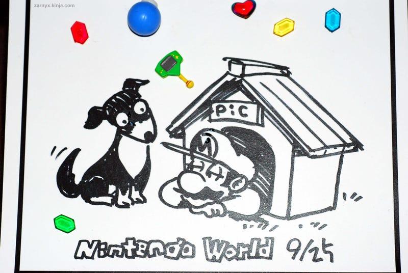 Flashback Friday Fun Times: Getting Laughed at by Shigeru Miyamoto
