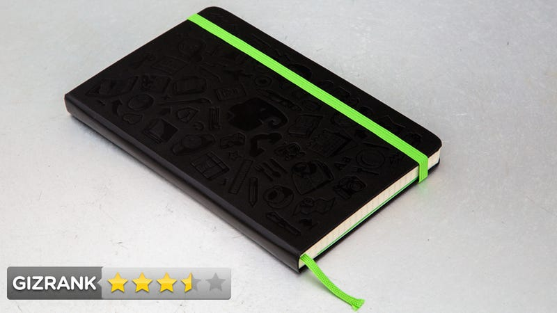 Evernote Smart Notebook by Moleskine Review: A Digital Vault for Your Most Private Scribbles