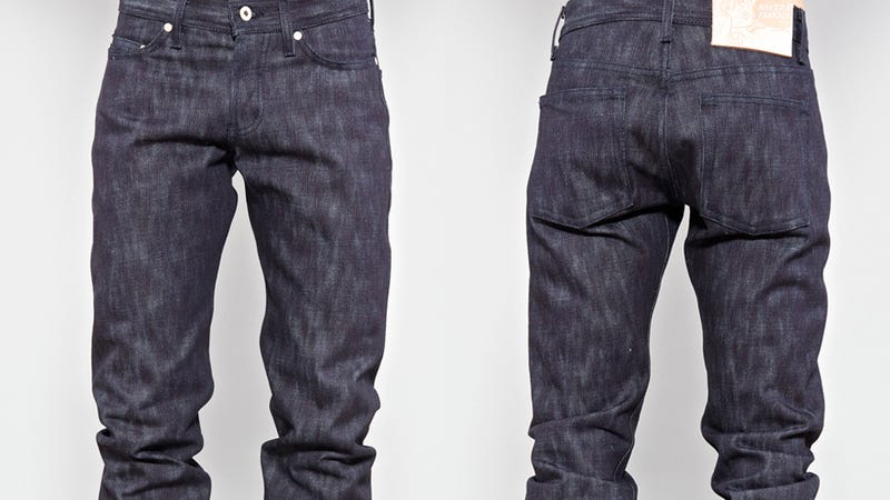 The Craziest Jeans Company Is Making Camo Denim, Bumpy Denim, Jeans that Marbleize and More