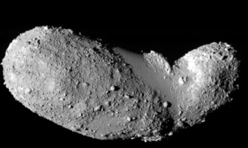 How Brazil Nuts Solved A Mystery About Asteroids