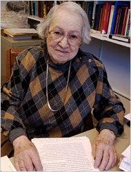 R.I.P. Marjorie Grene