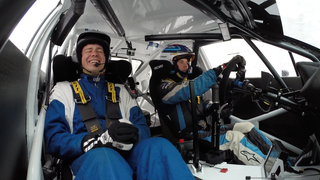 A Ride In Subaru's 2015 WRX STI Rally Car Is Pure, Undistilled Elation