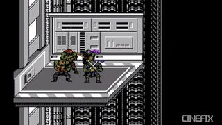 The New <em>Teenage Mutant Ninja Turtles</em> Works Better As An 8-Bit Game