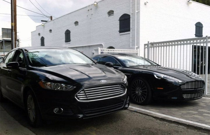 Question for the elder Jalops /slash/ Rant about Ford's Aston Grill