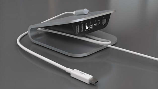 Make The Most of Your Mac's Thunderbolt Connectivity With Belkin's Long-Awaited Dock