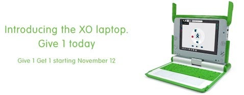 OLPC Releases Details of Christmas Sales Initiative