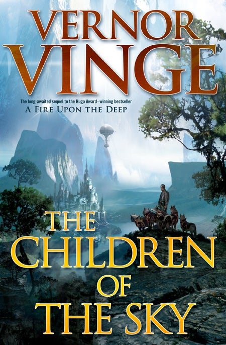 Read an excerpt from the first chapter of Vernor Vinge's The Children of the Sky