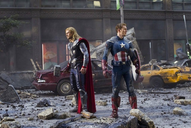 Pentagon Quit The Avengers Because of Its 'Unreality'