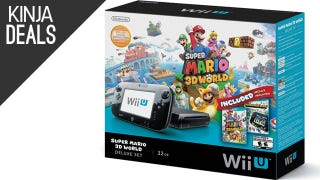 Nintendo's Selling Refurbished Wii U Bundles for $230 Shipped