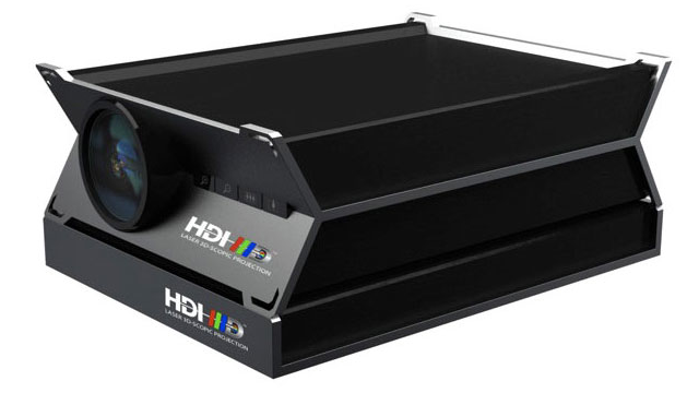 HDI's 3D Projectors Have No Business Looking as Good as They Do