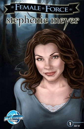 Stephenie Meyer Joins The Female Force