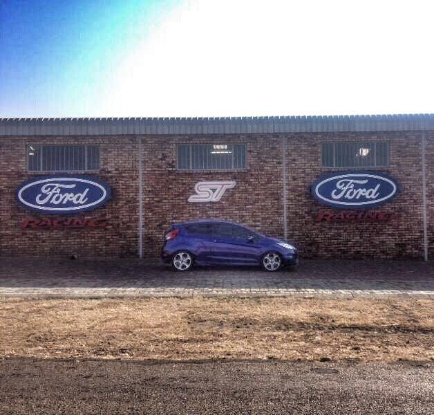 Ford Fiesta Friday!