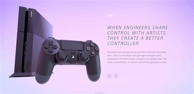 When DualShock 4 Controllers Explode (On Websites)