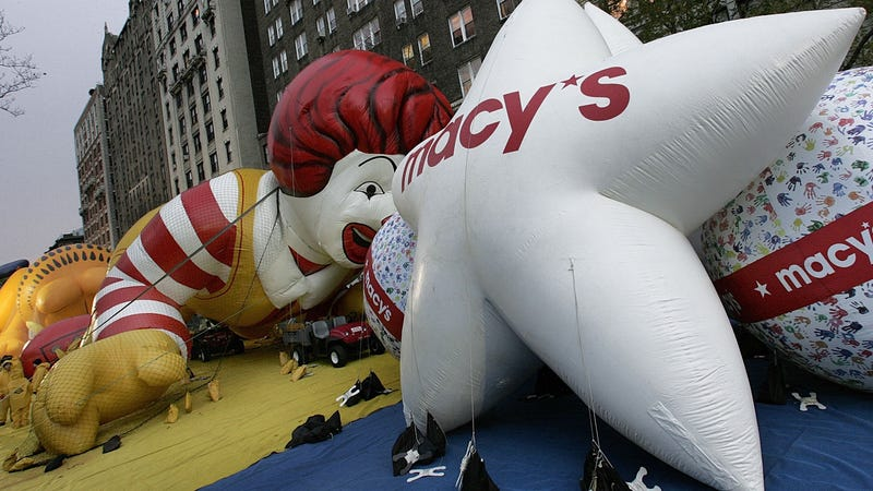 A Visual History of the Macy's Thanksgiving Day Parade Balloons