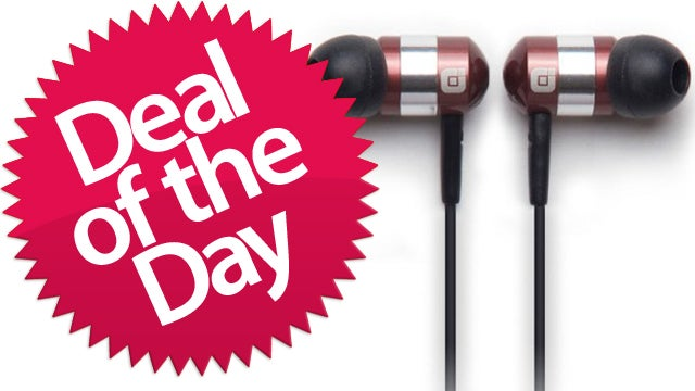 These Moxy Earphones Are Your Dealzmodo-Exclusive Deal of the Day