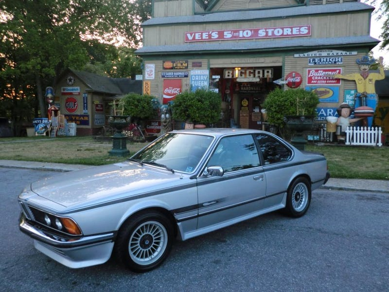 1979 BMW 635CSi gallery