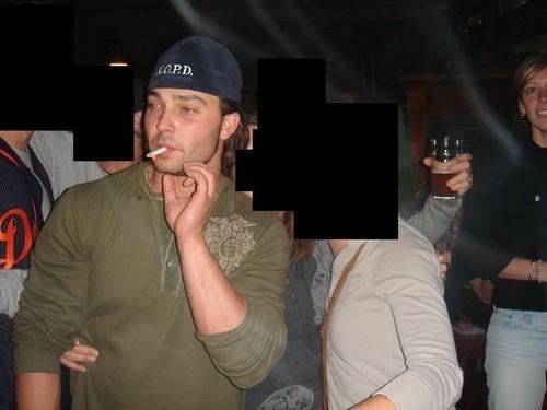 Cockblocked by Nick Swisher! GREAT MOMENTS IN DRUNKEN HOOKUP FAILURE