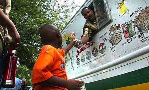 In Detroit, The Arab Ice Cream Man Cometh