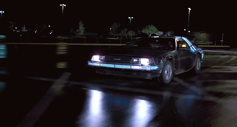 The Ten Most Iconic Car Moments In Movie History