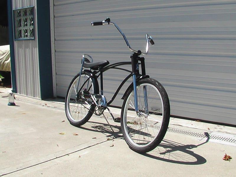 Some here like bikes, so here is mine