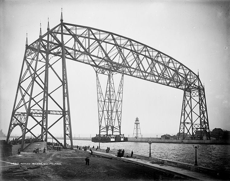 The Insane Hanging Bridges That Time Forgot