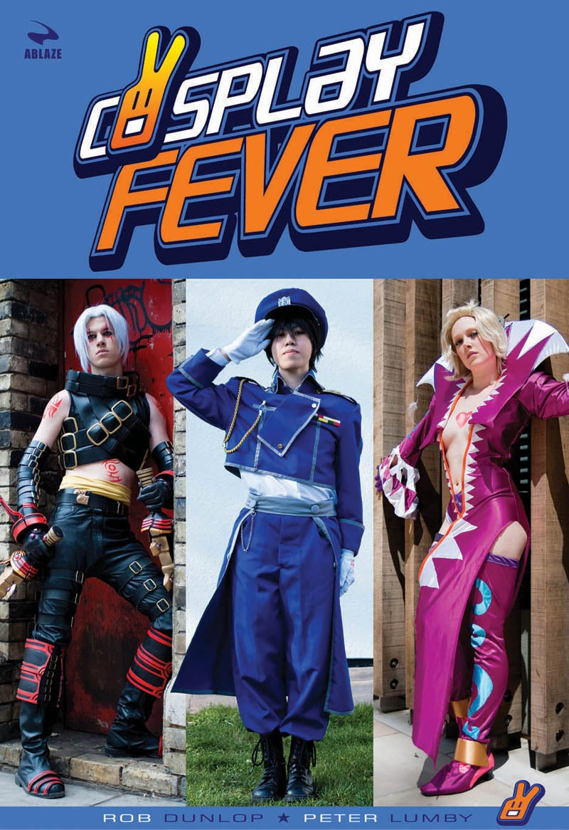 Cosplay Fever Preps To Hit Bookstores