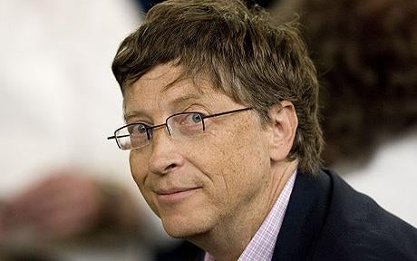 Bill Gates Seeks To Cure Malaria With Candy
