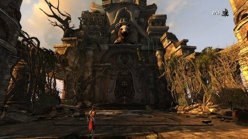Castlevania As Uncharted