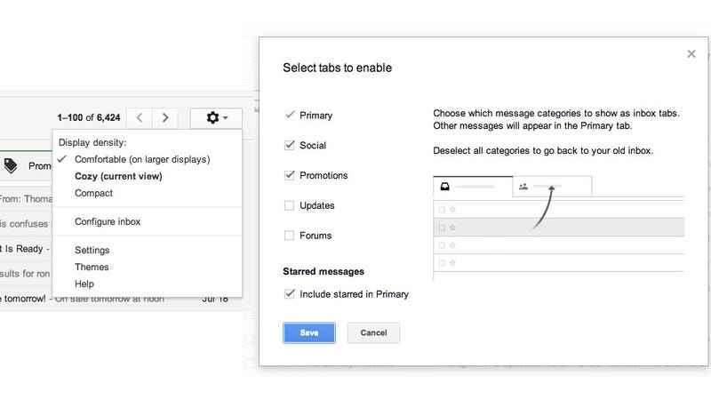 How to Get Rid of Gmail's New Tabs (And Why You Should)