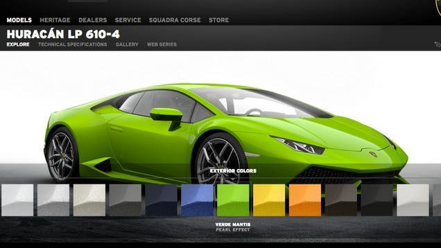 lamborghini color codes release date price and specs. Black Bedroom Furniture Sets. Home Design Ideas