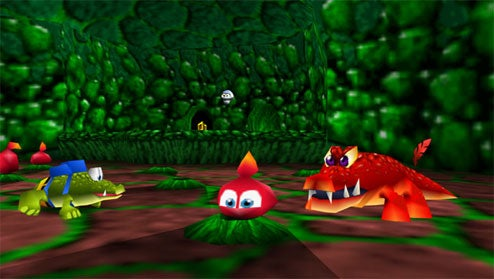 Banjo Kazooie Googly Eyes XBLA This Week