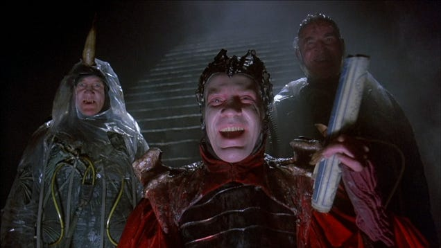 It's a miracle that Terry Gilliam's Time Bandits even got made