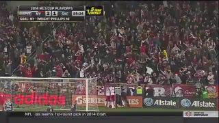 Bradley Wright-Phillips Scores 90th-Minute Goal, Puts Red Bulls Past KC