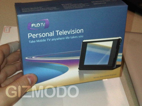 Qualcomm FLO TV Personal Televison (PTV) Should Arrive Soon