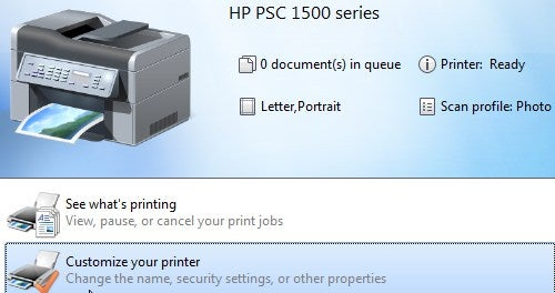 Setup File and Printer Sharing From XP to Windows 7