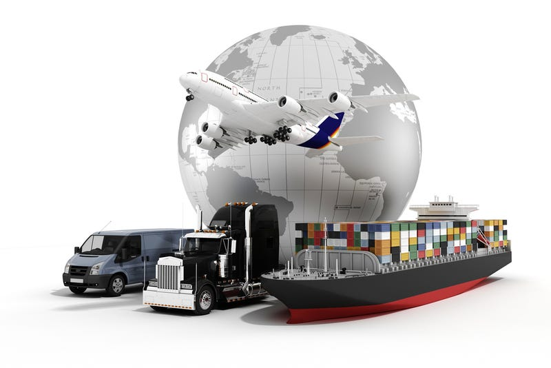 Ask Me Anything - International Shipping/Logistics (and trade)