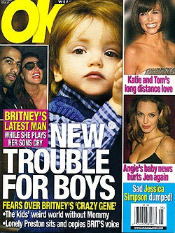 This Week In Tabloids: Juno Lynn Spears Is Giving Up Her Baby