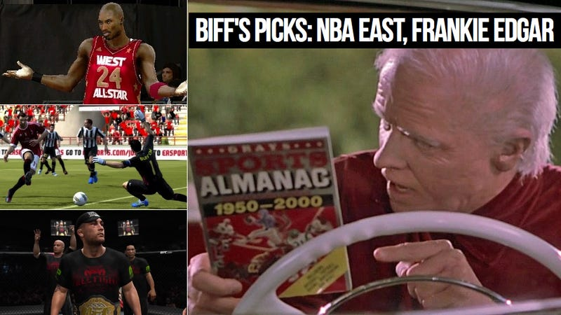 Biff Tannen Gives You Sports' Lead-Pipe Locks for This Weekend